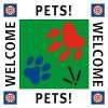 Enjoy England image showing pets welcome